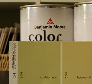 paint and color swatches