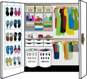 Organize Your Closet Online Class