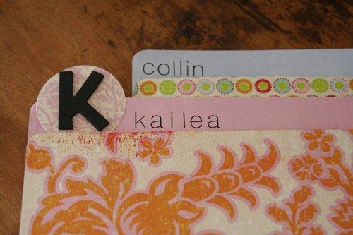 C and K folders