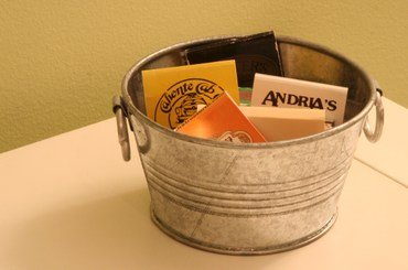 Bucket of matches