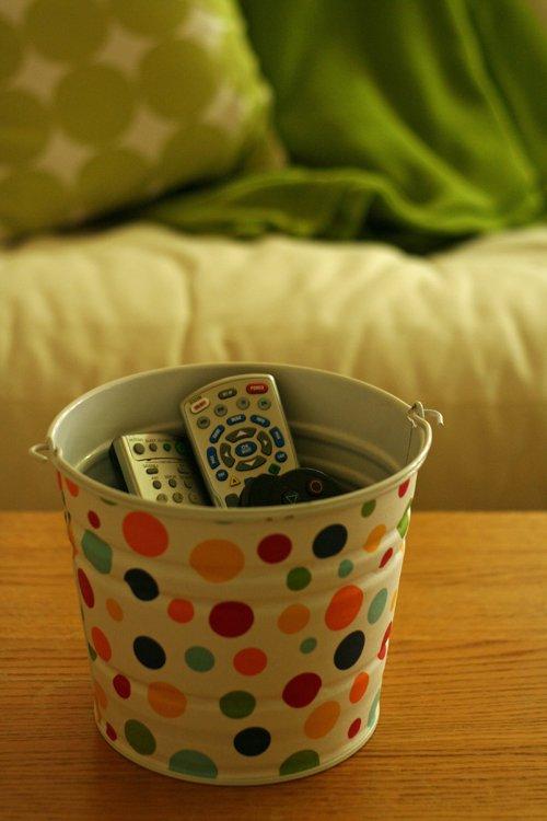 bucket remotes