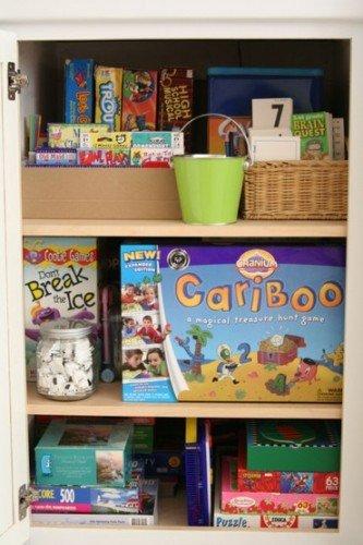 Organized games