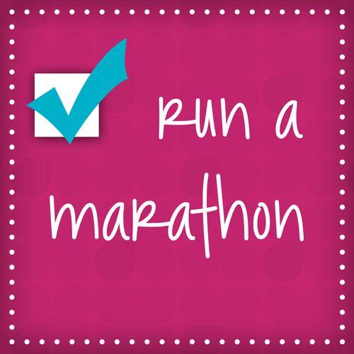 run a marahon check