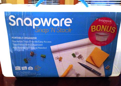 Snapware homework kit