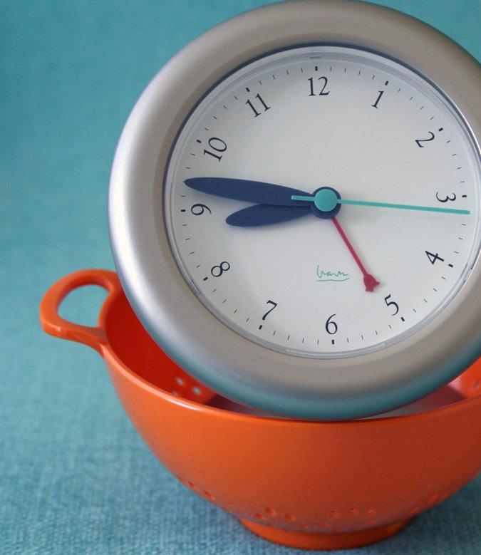 time filter clock