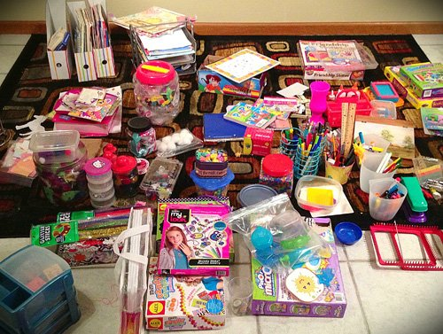 Arts and craft supplies for kids crafting organizing children s craft publicscrutiny Image collections