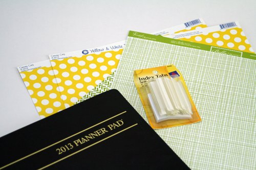 how to customize your planner