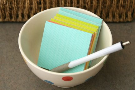 Home Collection Post-it Notes