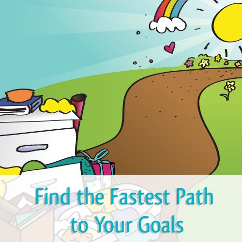 How to find the fast track to reaching your goals