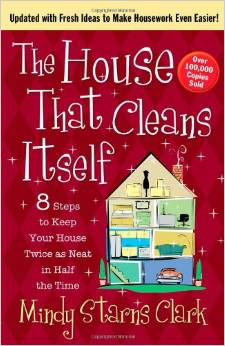 The House that Cleans Itself by Mindy Starns Clark