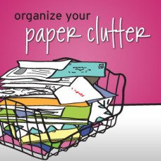 Organize Your Paper Clutter Online Class from simplify101.com