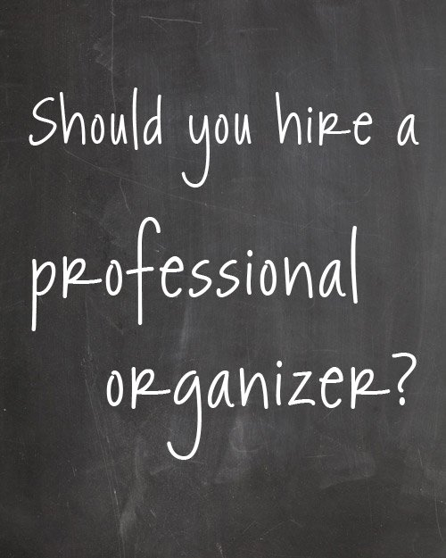 should you hire a professional organizer what to ask when hiring a professional organizer geralin
