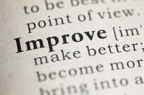 Improve — Aby's word of the year from simplify101.com